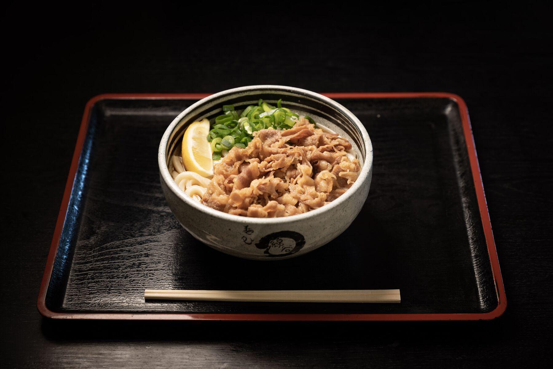 麺処 綿谷うどん (Udon restaurant WATAYA)